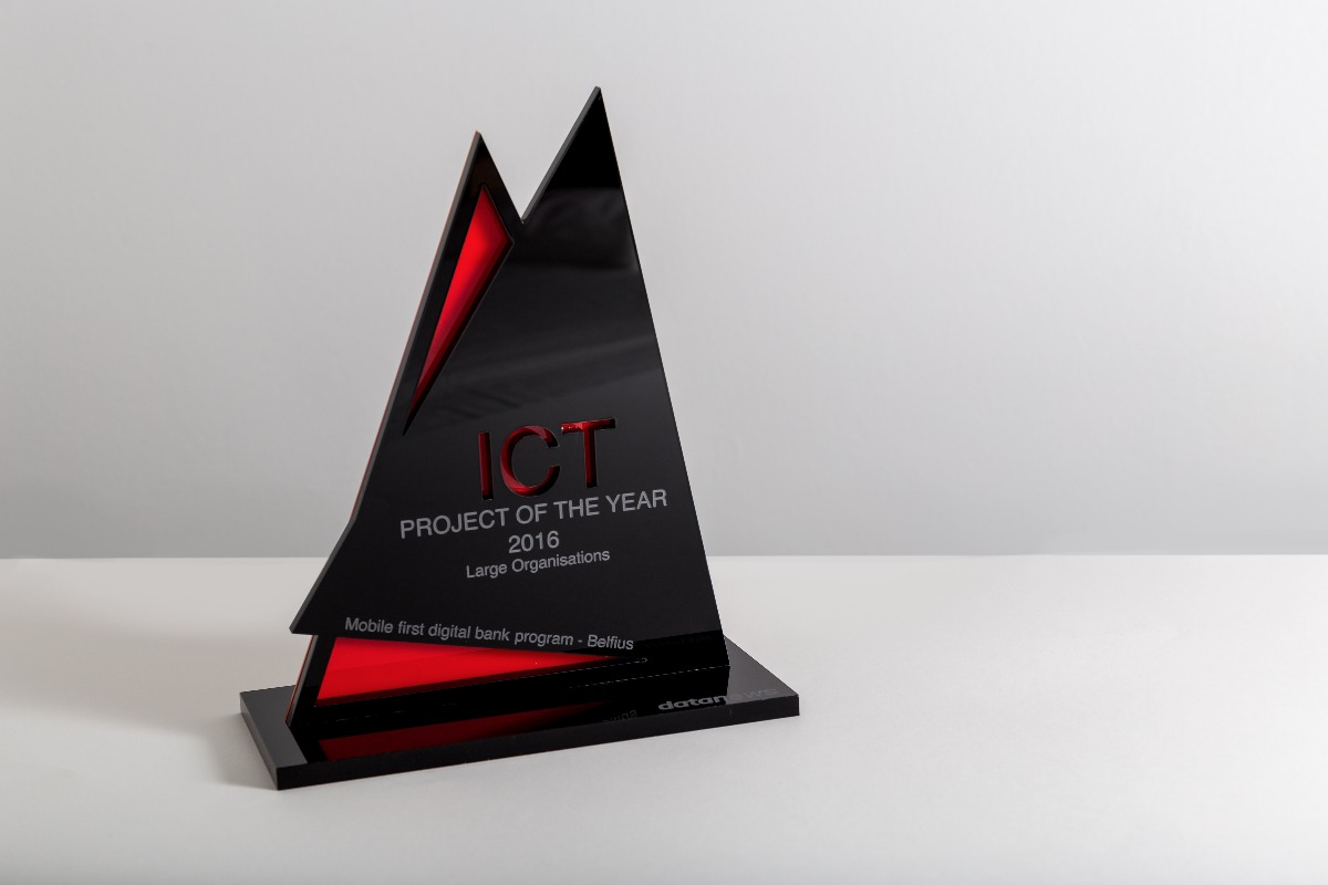 ICT of the year award