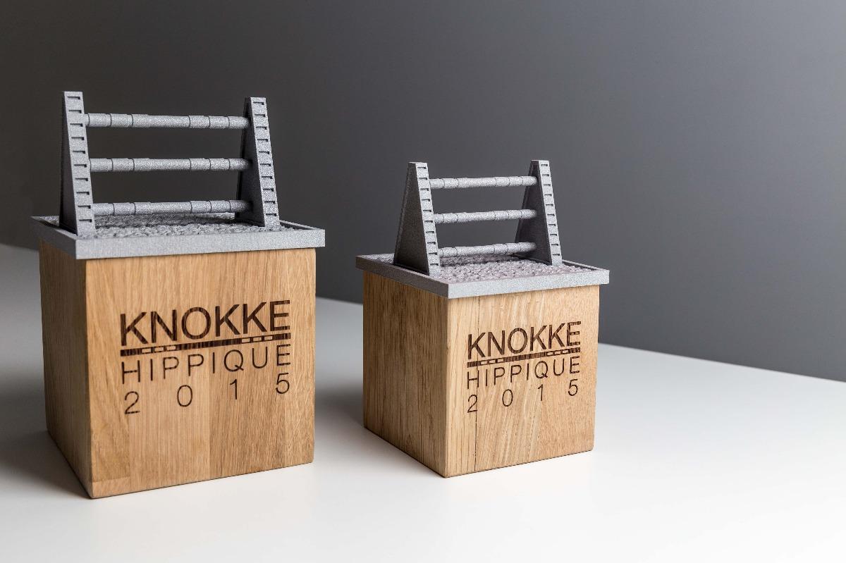 Knokke Hippique 2015 awards