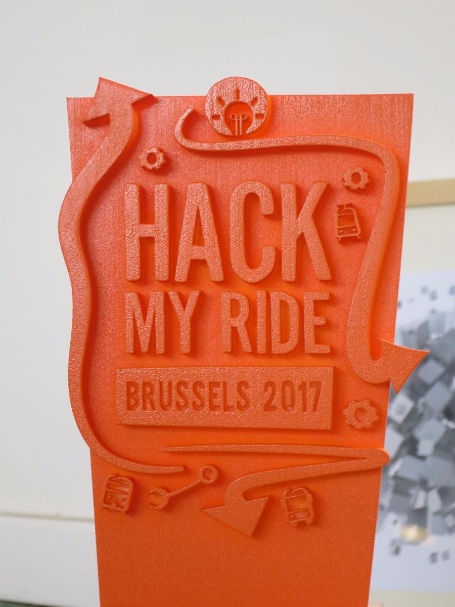 Hack my ride
