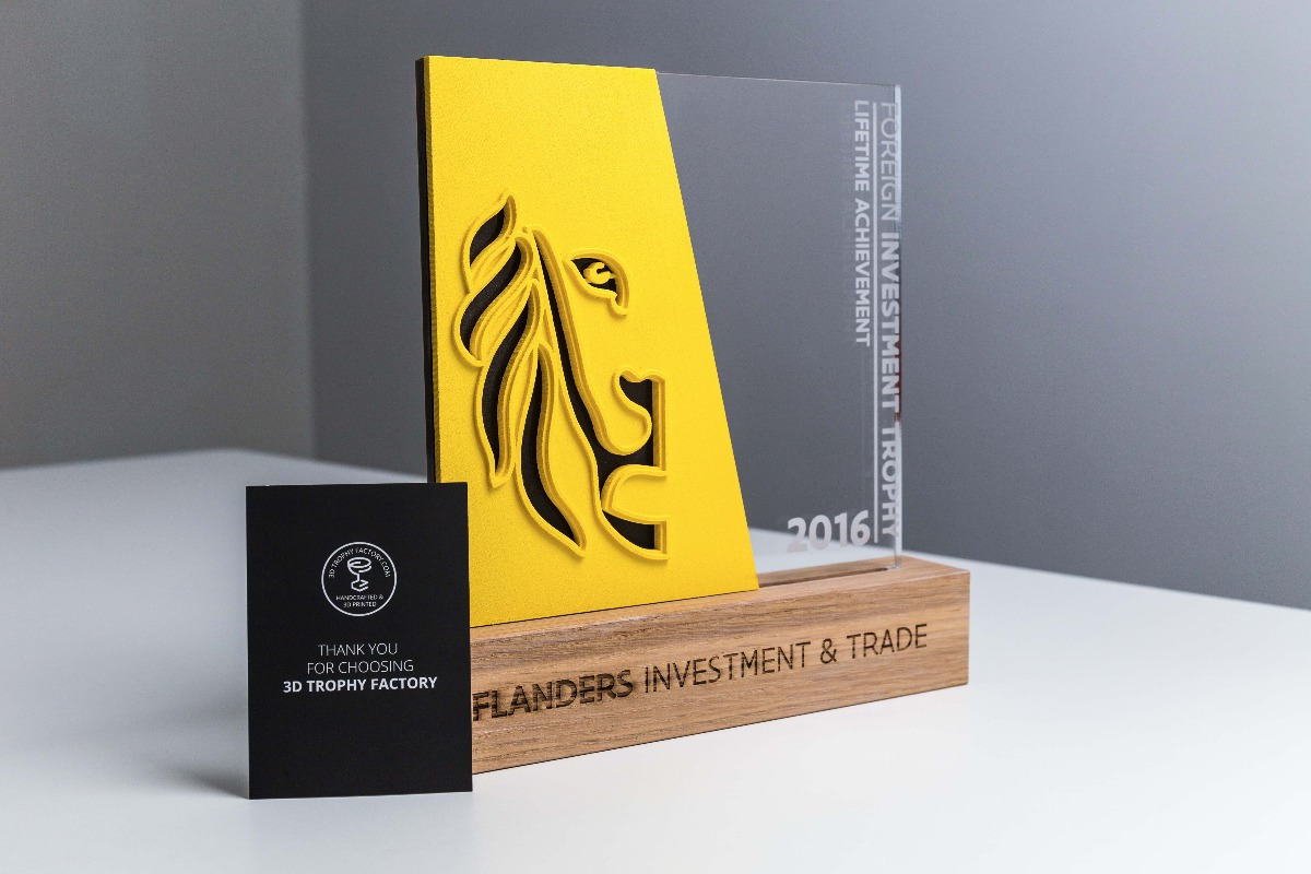 Flanders investment and trade award