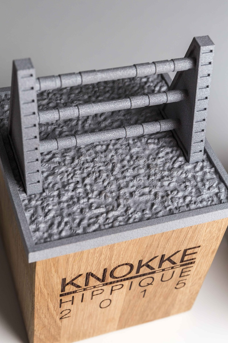 Knokke Hippique 2015 award top