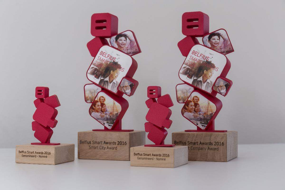 Belfius Smart awards