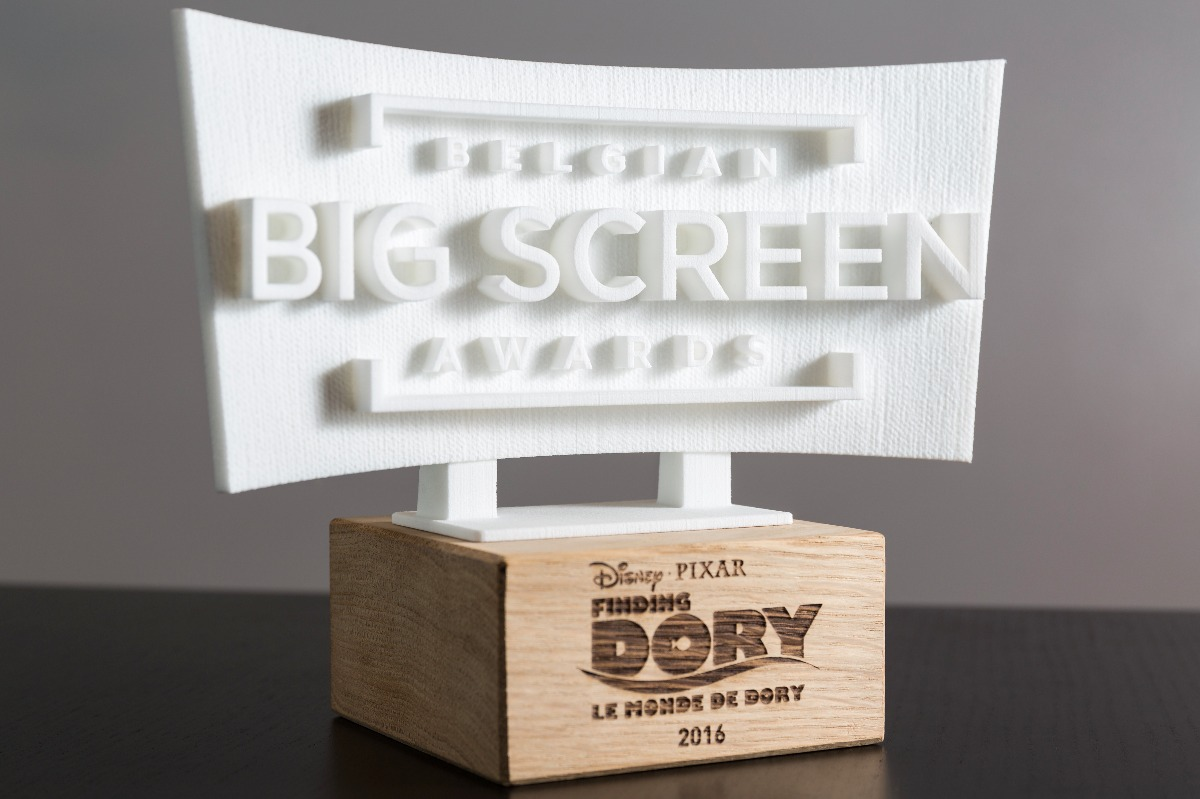 Belgian Big Screen Award