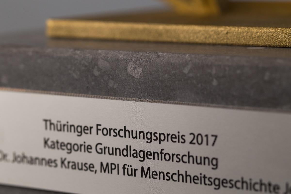 Thüringer Forshungpreis 2017