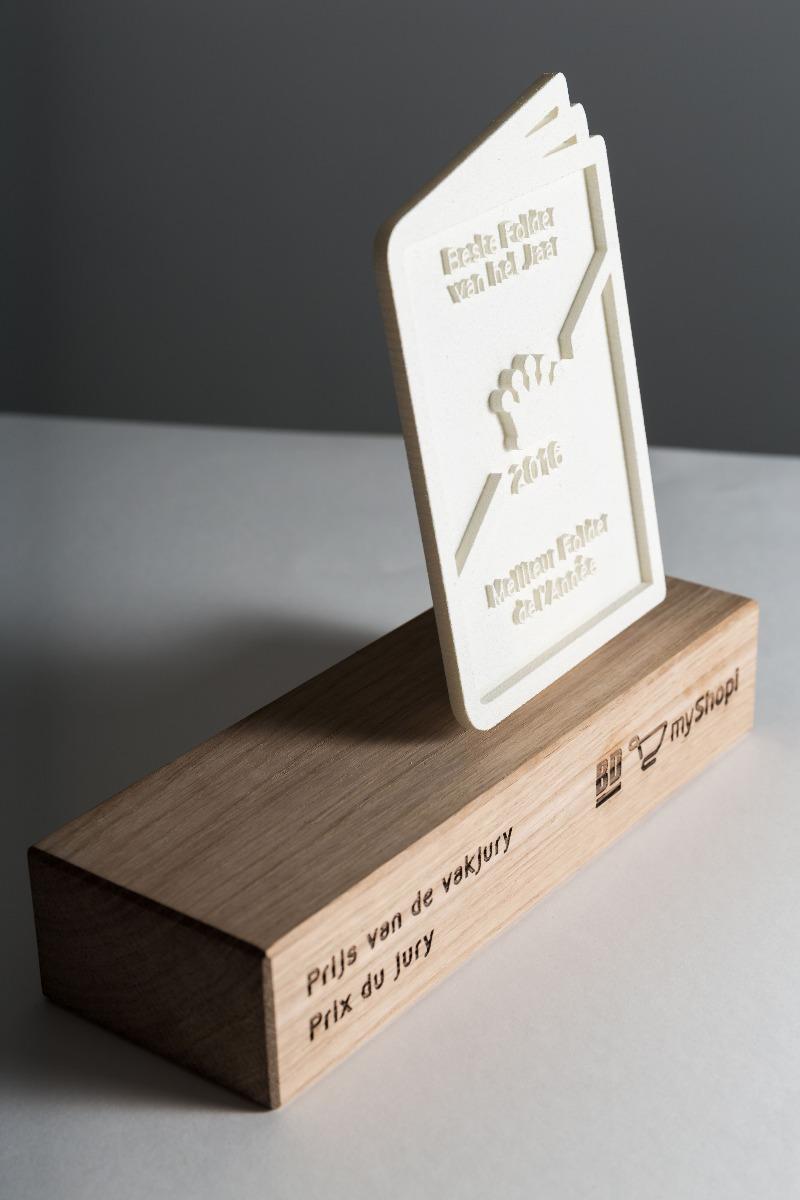 Beste folder van het jaar award