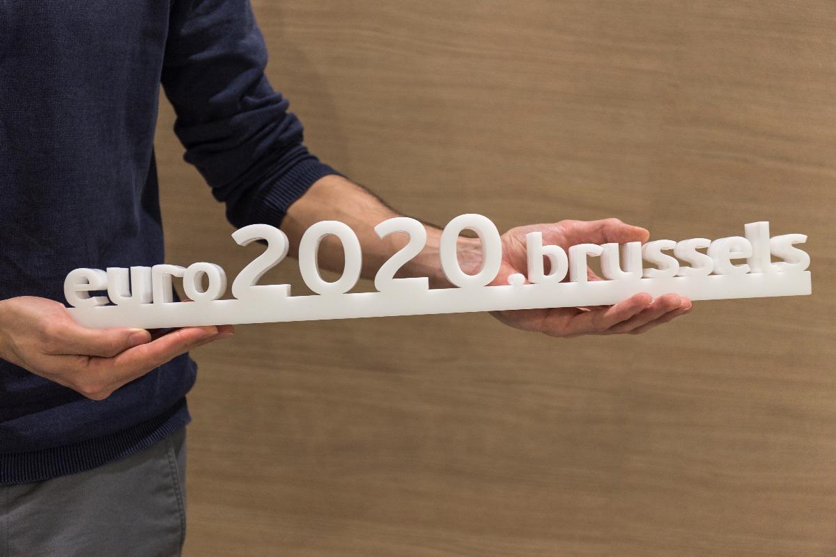 Euro 2020 brussels award