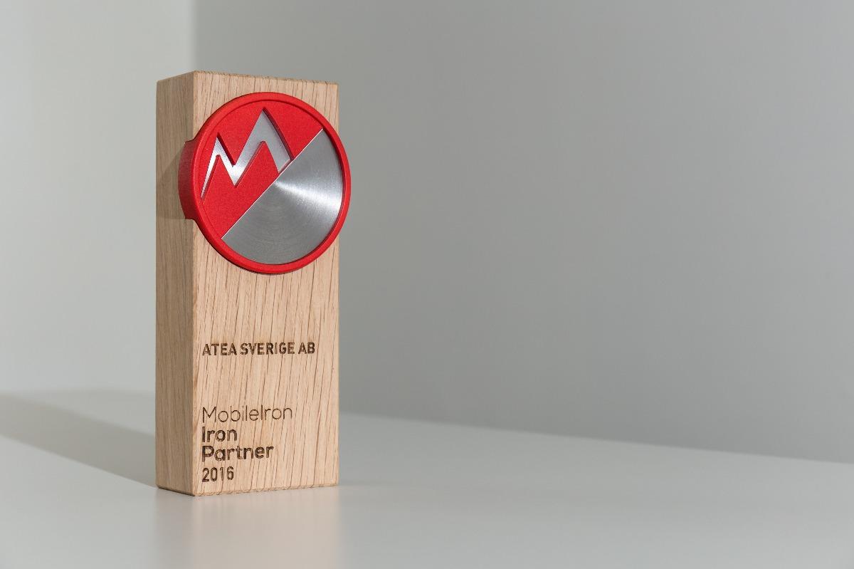 Mobile Iron award