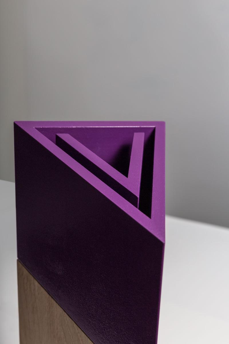 Detail of Viacom award
