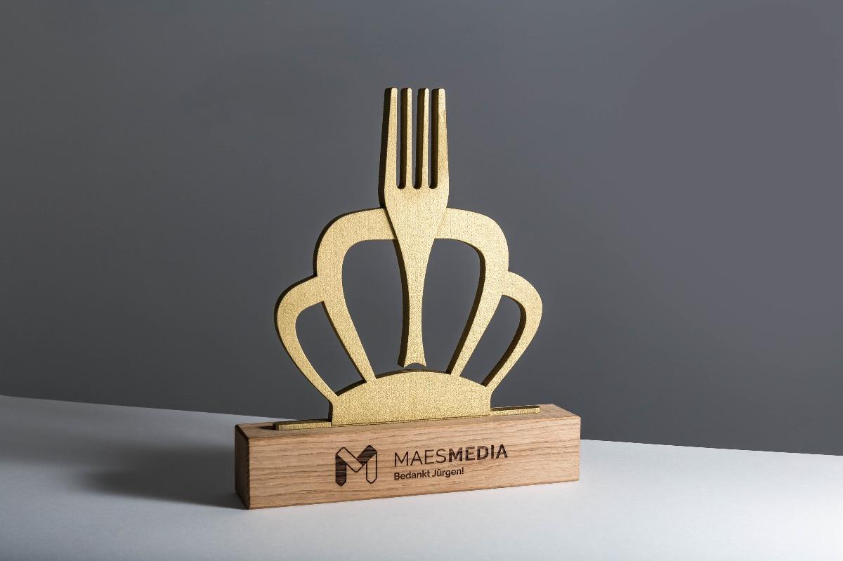 Mass media award