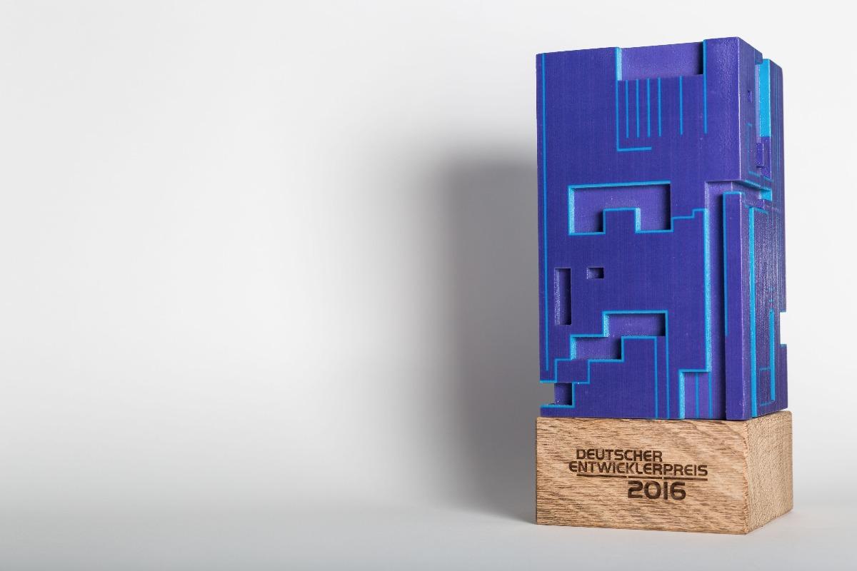 Entwicklerpreis award