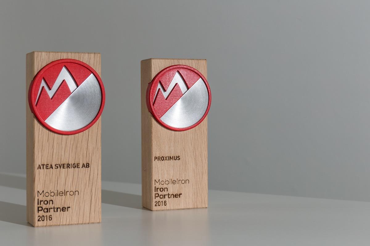 Mobile Iron awards