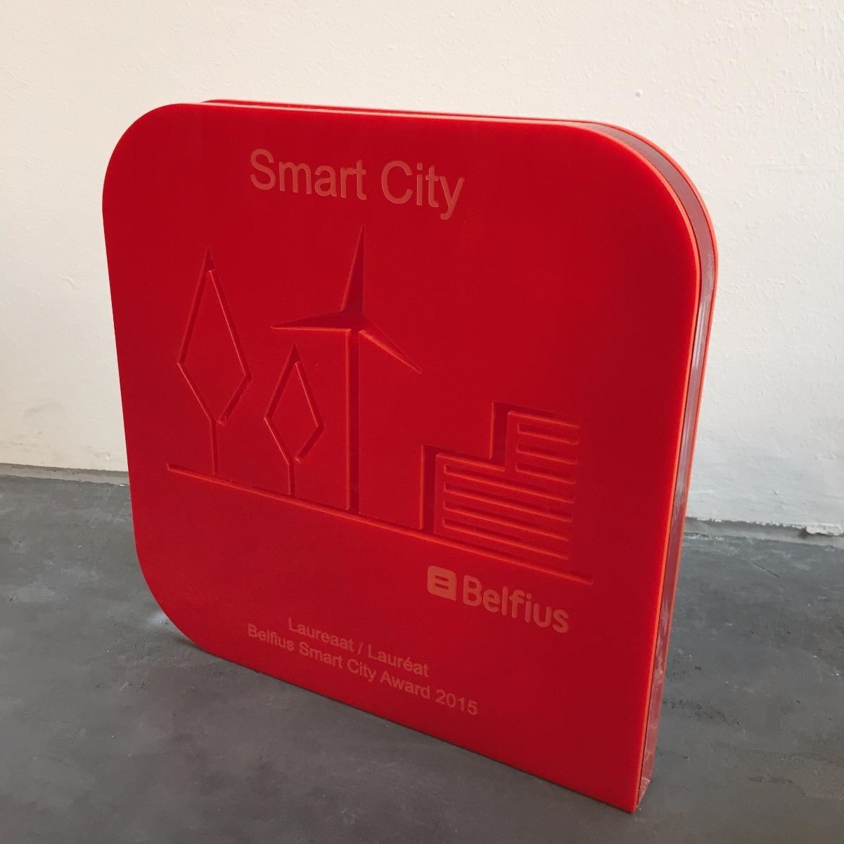 Smart City Trophäe