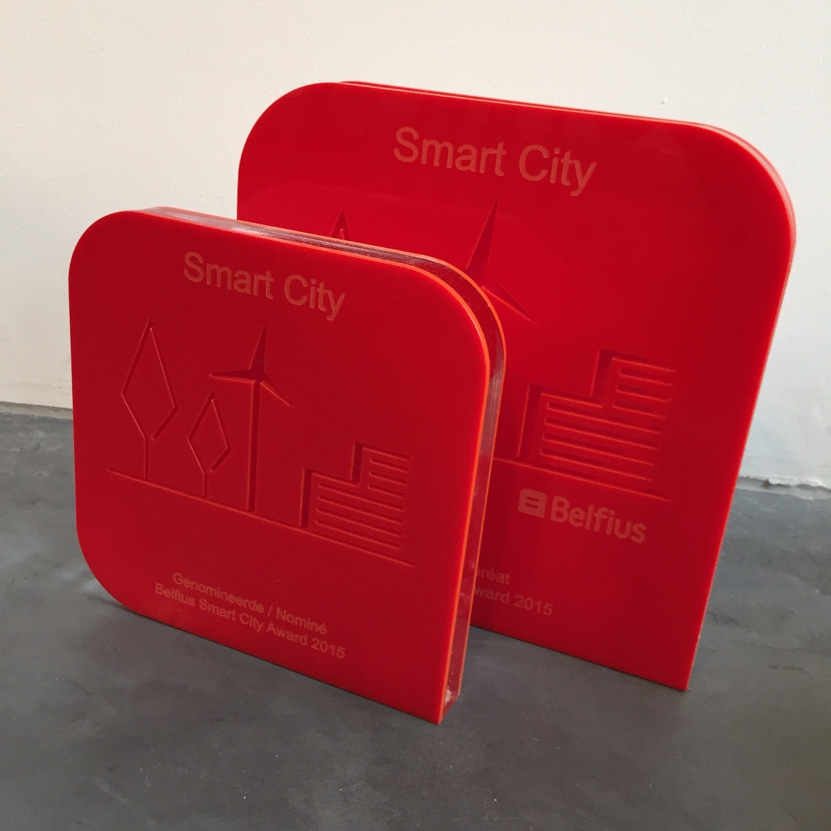 Smart City Trophy