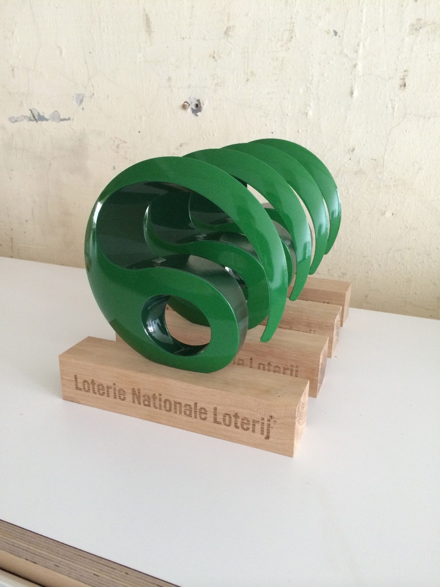 Nationale Loterij award
