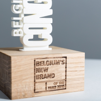 Belgium New brand of the year 2016 award