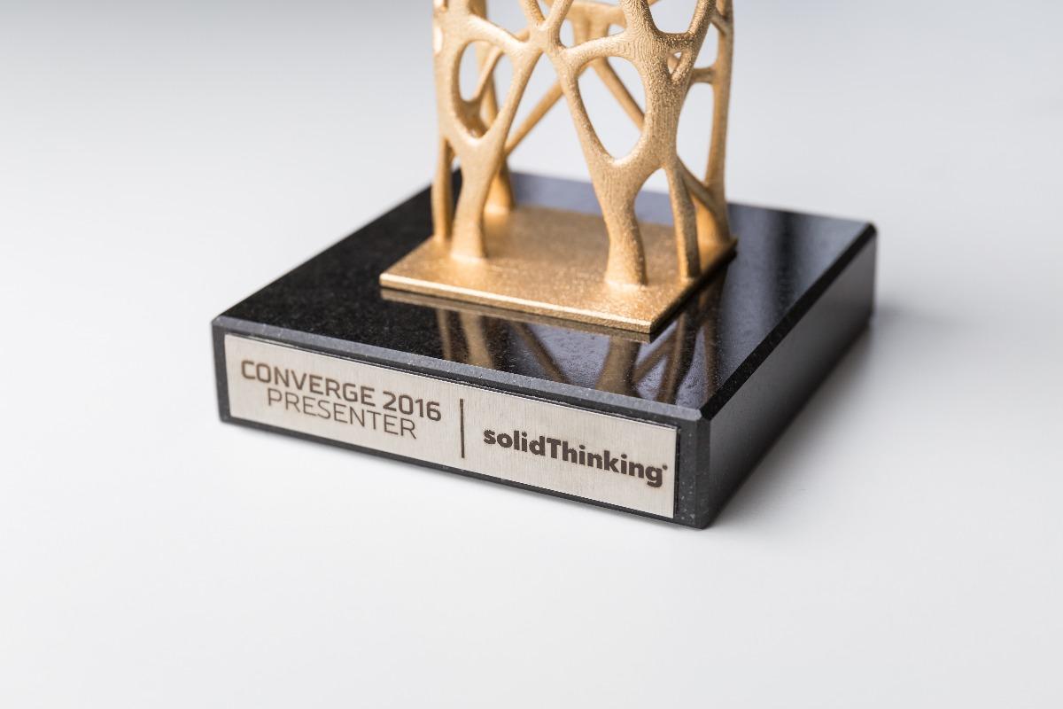 Converge award detail
