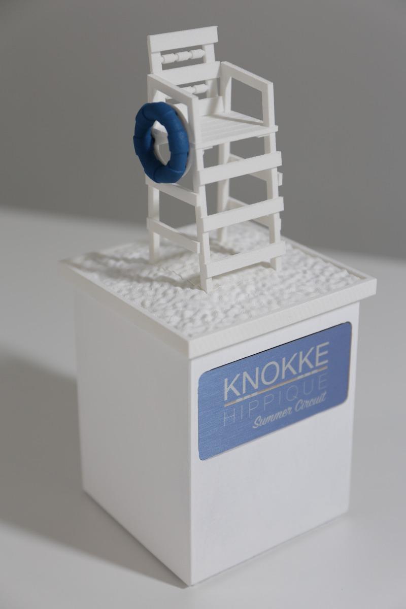 Knokke Hippique 2016 Trophy small