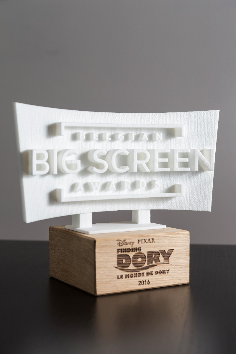 Belgian Big Screen Award