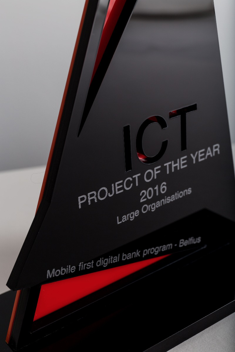 ICT of the year award detail