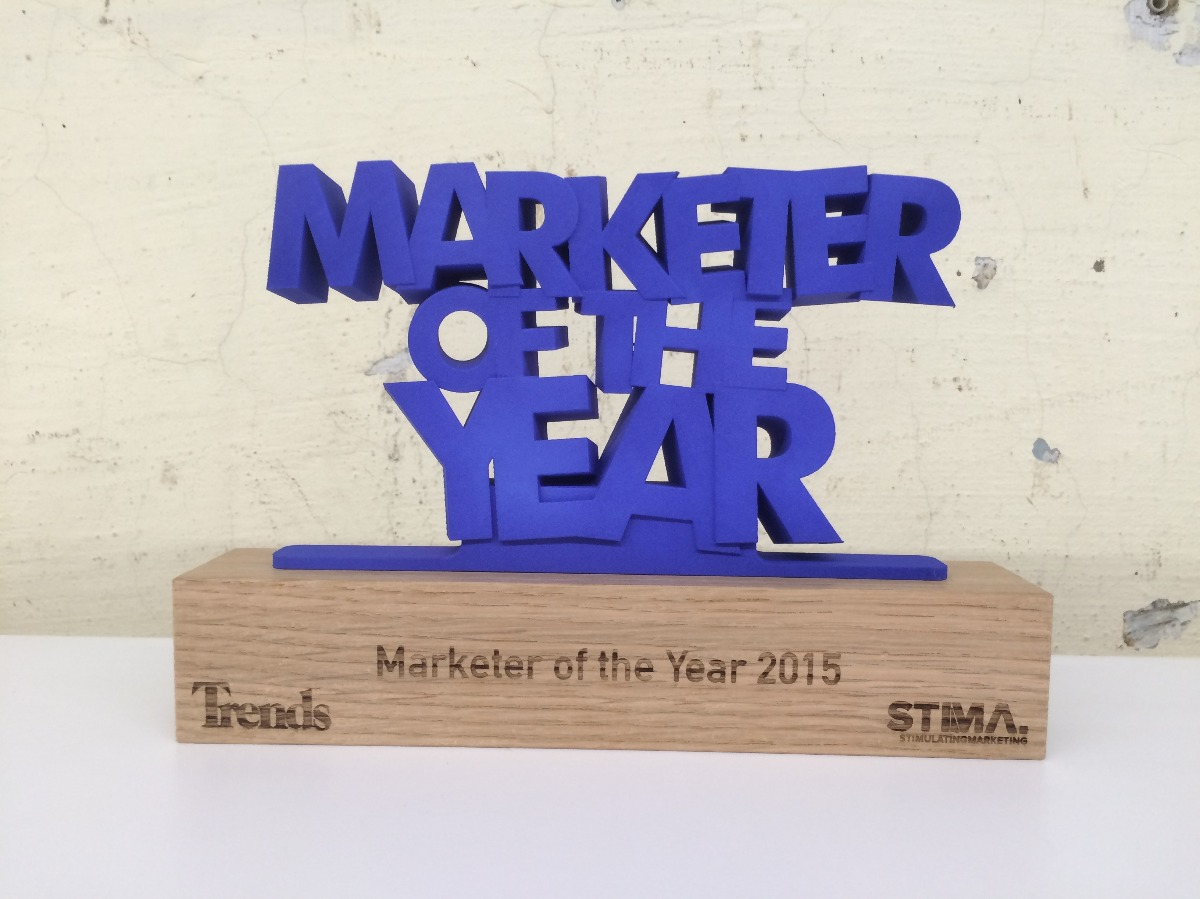 Marketer of the yearAward