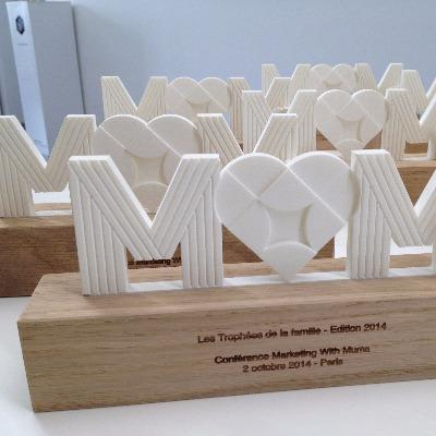 Marketing with mums award