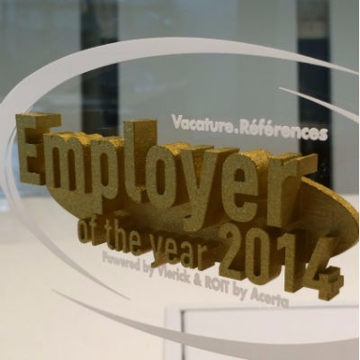 employer of the year