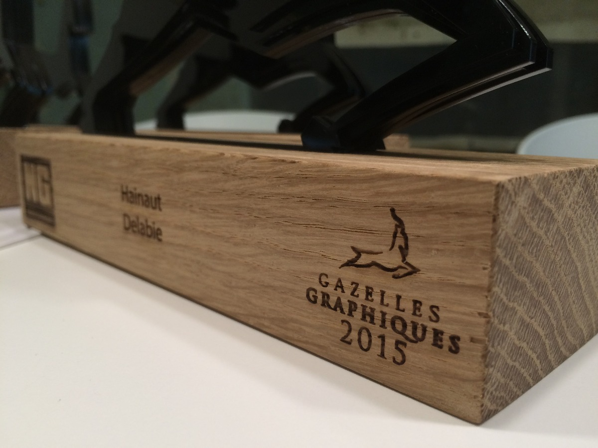 Gazelles Graphiques Trophée