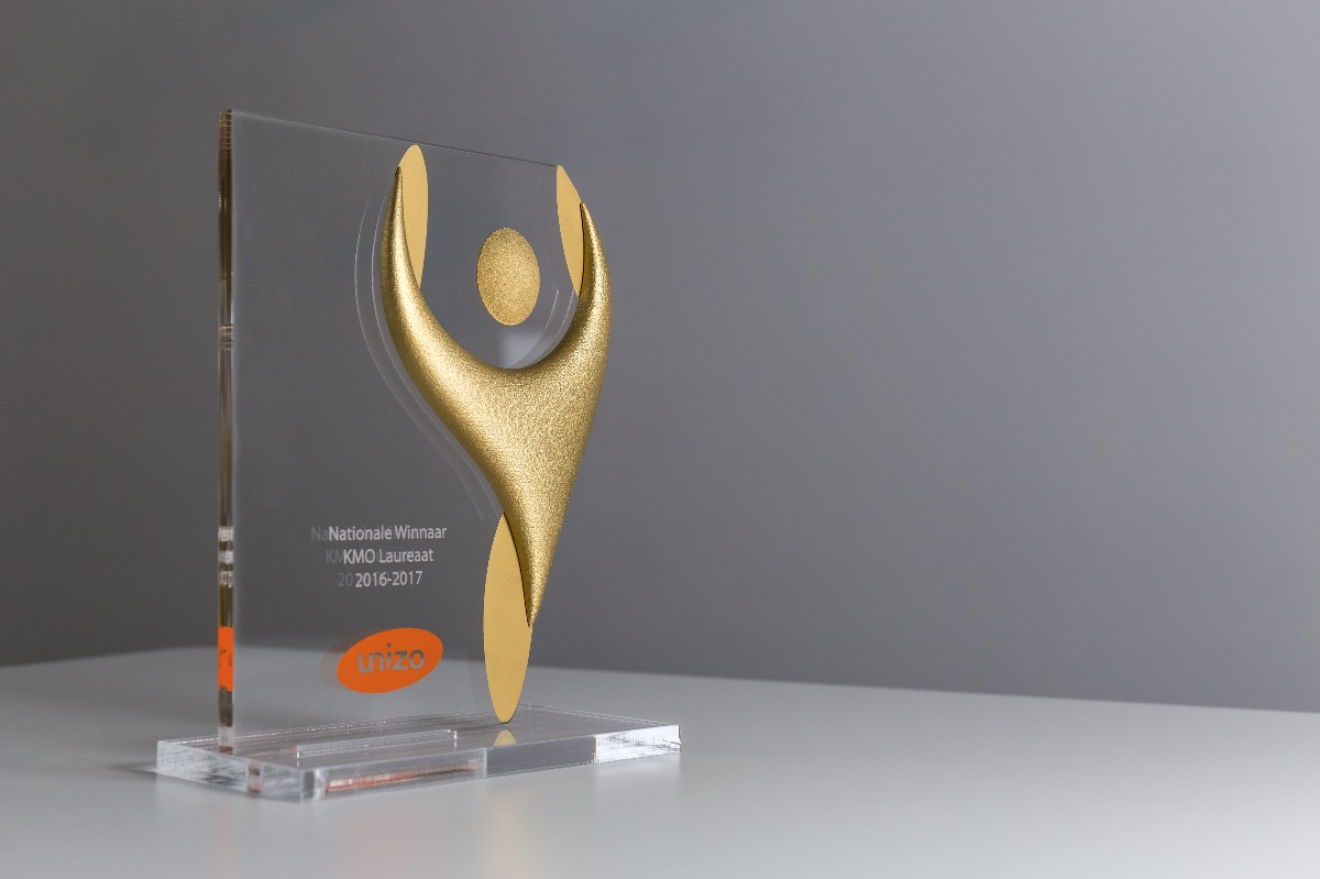 UNIZO beloftevolle KMO award