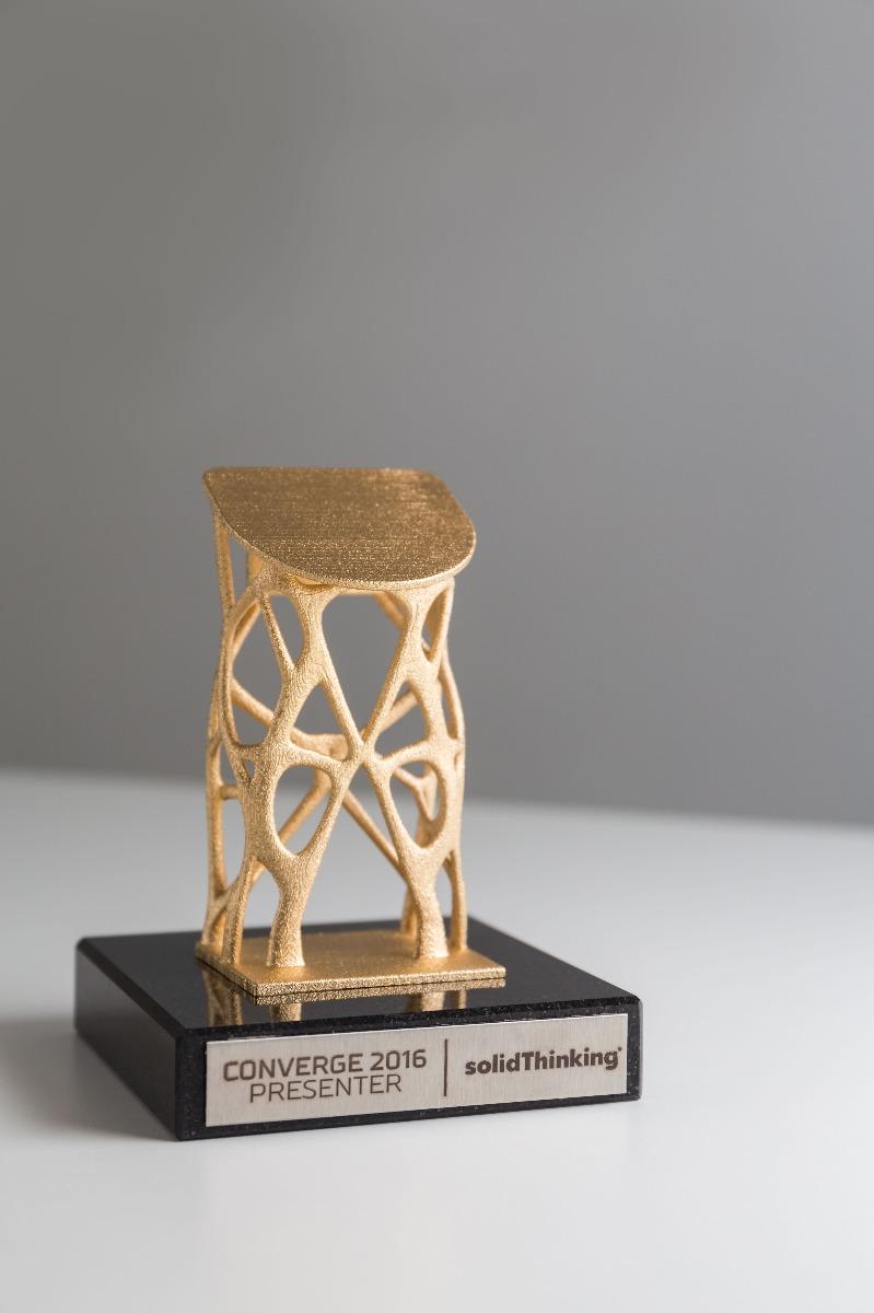 Converge award