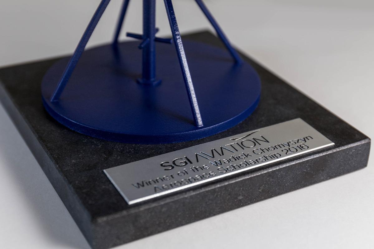 SGI aviation award