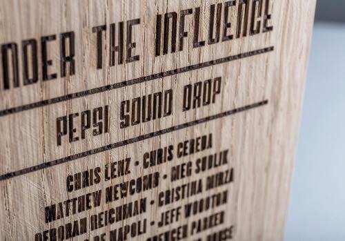 Detail wooden engraving