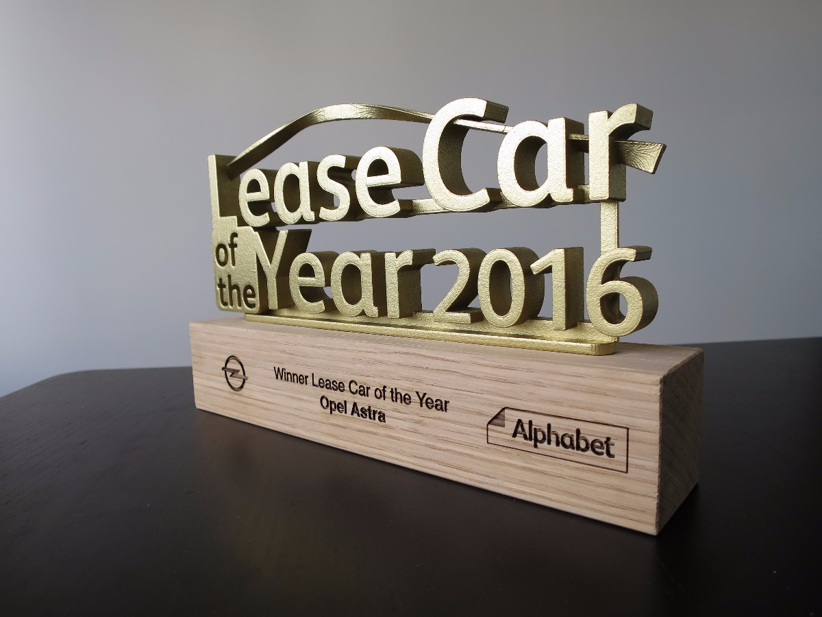Lease car of the year