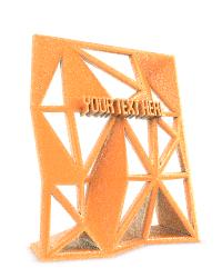 impression 3D bureau mesh stand