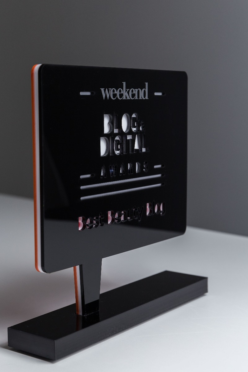 Weekend Blog digital award