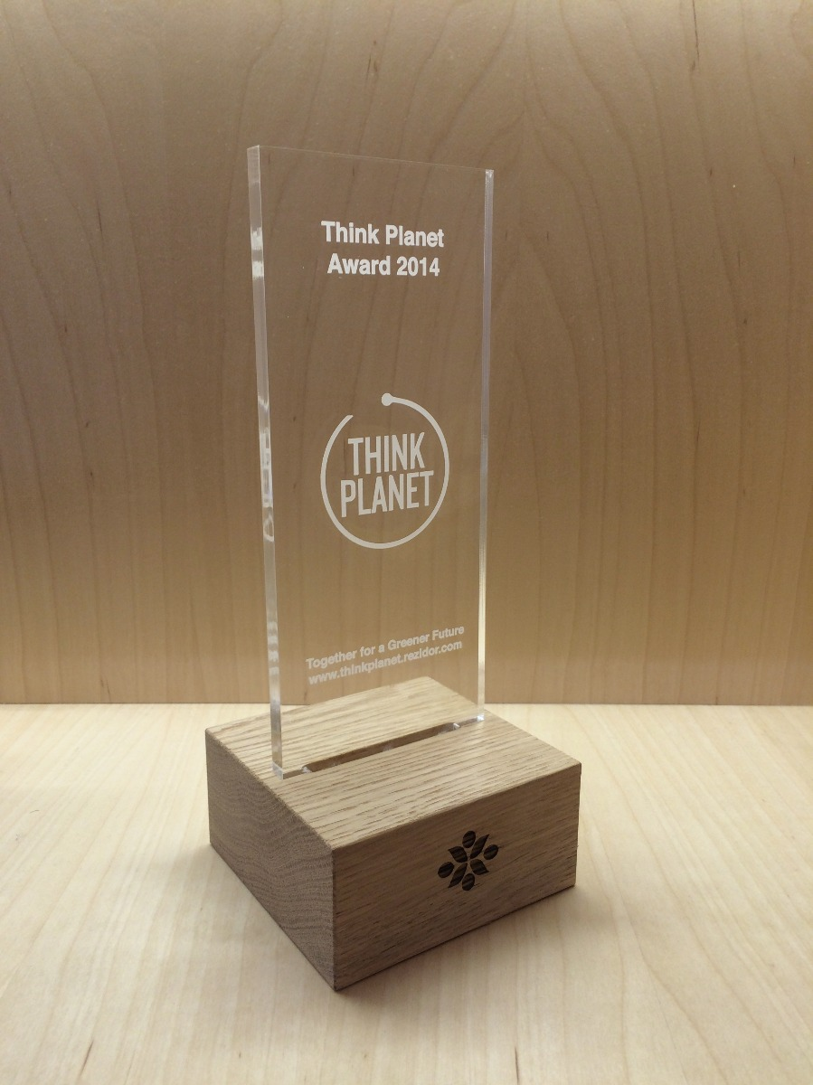 Thinkplanet Award