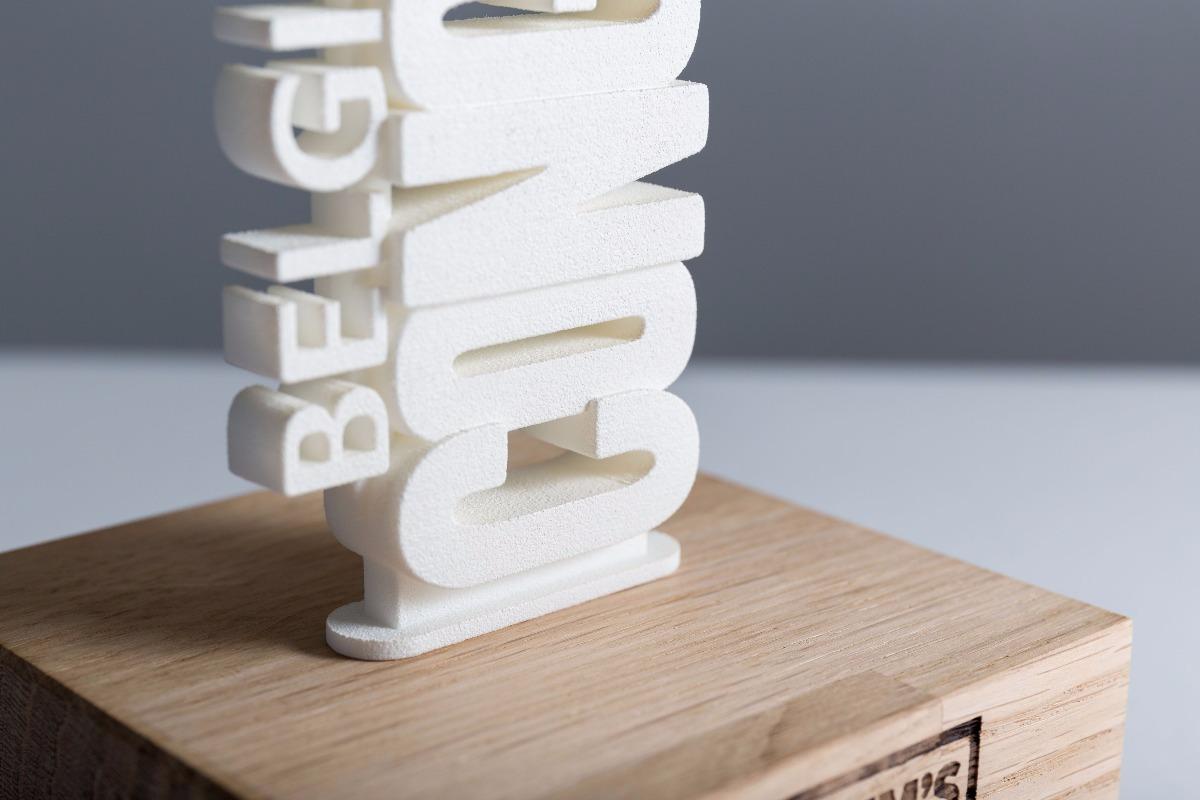 Belgium New brand of the year 2016 award