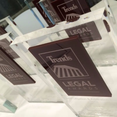 Trends legal awards