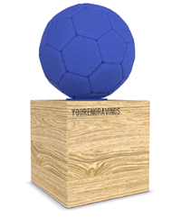 3D Trophy Factory Football trophy