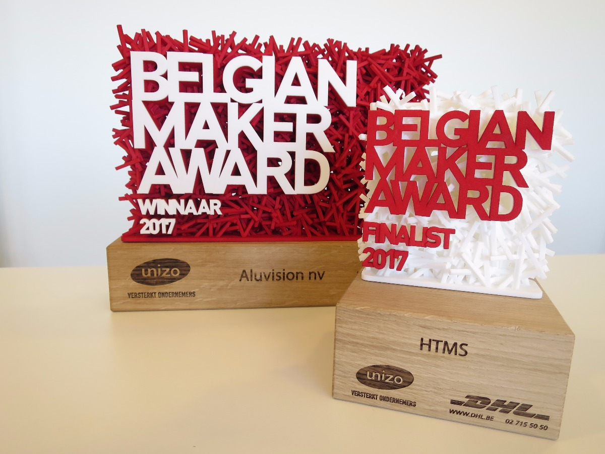 UNIZO Belgian Maker Award