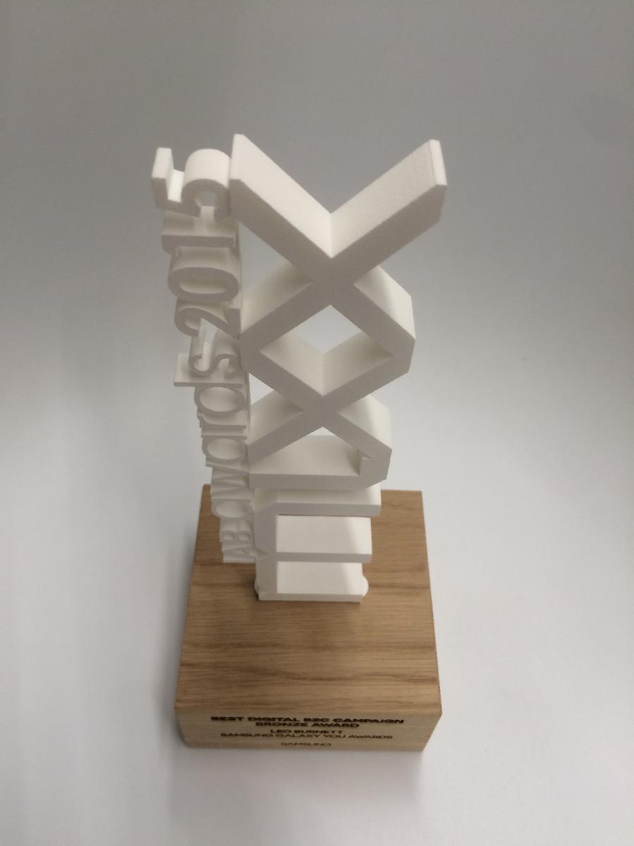IAB MIXX Trofee