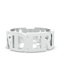 Full Text Ring Sterling Silver Wanderlust